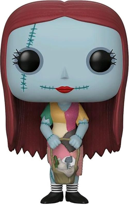 The Nightmare Before Christmas | Sally w/Basket POP! VINYL
