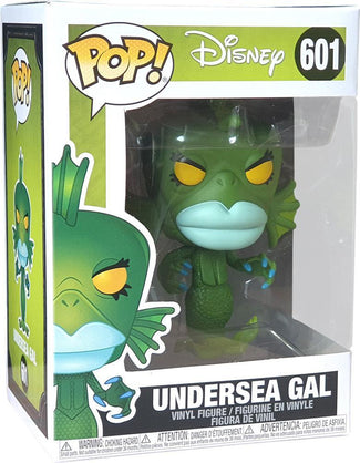 The Nightmare Before Christmas | Undersea Gal POP! VINYL