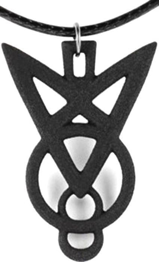 Sigil Of Dominance | CHOKER [BLACK]