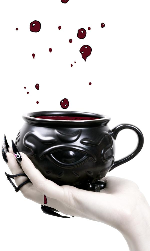 Witch Cauldron | MUG