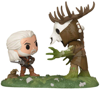The Witcher 3 | Wild Hunt Geralt vs Leshen MM POP! VINYL
