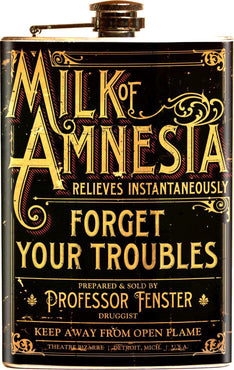 Theatre Bizarre Milk of Amnesia | FLASK