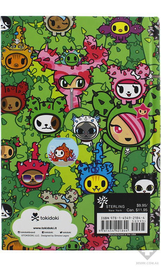 Tokidoki | CACTUS JOURNAL*