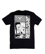 Framed Black | Tee MENS
