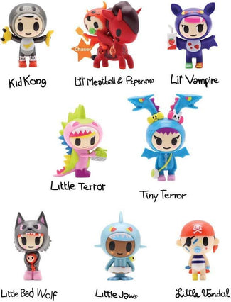 Tokidoki | LITTLE TERRORS