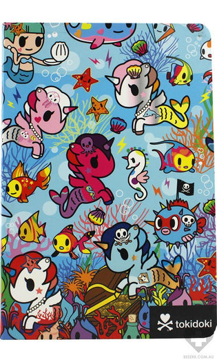 Tokidoki | Mermicorno FLEXI JOURNAL