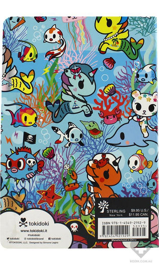 Tokidoki | Mermicorno FLEXI JOURNAL*