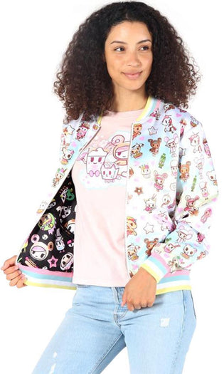 Toki Sweetie Reversible | JACKET*