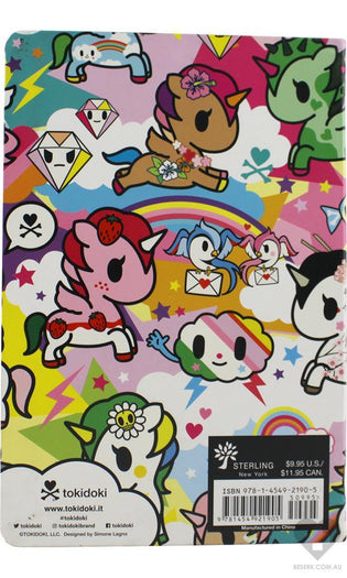 Tokidoki | Unicorno FLEXI JOURNAL
