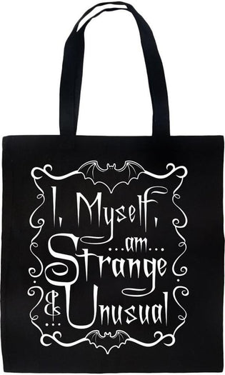 I, Myself, Am Strange | TOTE BAG