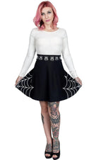 Spidey Ma'am | SKATER SKIRT