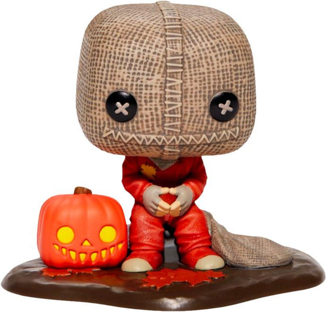 Trick R Treat | Sam With Pumpkin & Sack POP! VINYL Deluxe [RS]