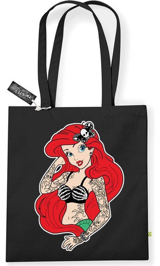Ariel Rebel Tattoo | TOTE BAG