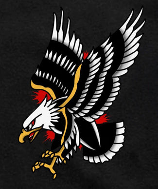 Eagle Traditional Tattoo | T-SHIRT