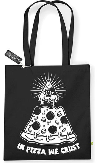 In Pizza We Crust | TOTE BAG