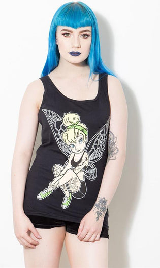 Inkerbelle Tattoo Ladies | VEST TOP