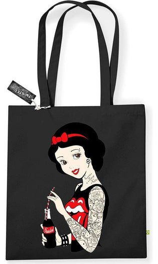 Tattoo Rockabilly Snow White | TOTE BAG