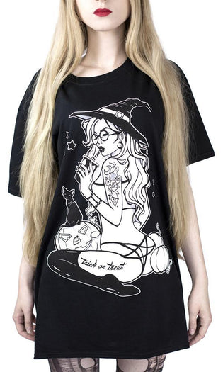 Trick Or Treat Occult | T-SHIRT