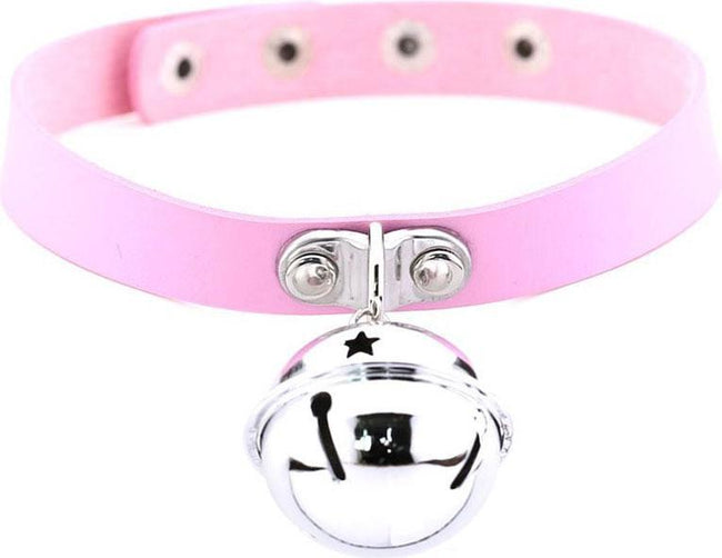 Chime Baby Pink Choker