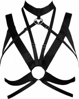 Andorra [Black/Silver] | HARNESS