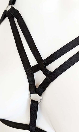 Basium [Black] | HARNESS