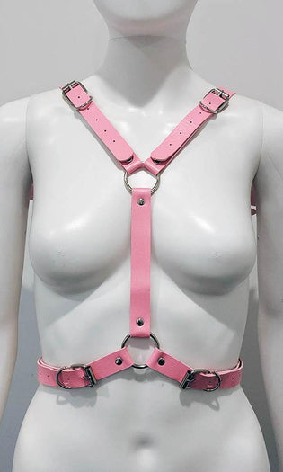 Gabriel Wing [Pink] | BODY HARNESS