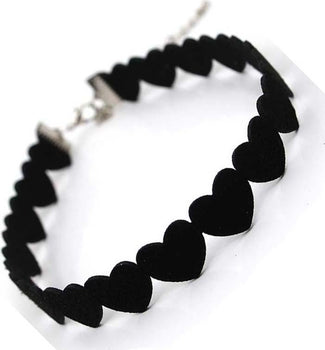 Heartache [Black] | CHOKER*