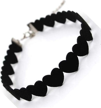 Heartache [Black] | CHOKER