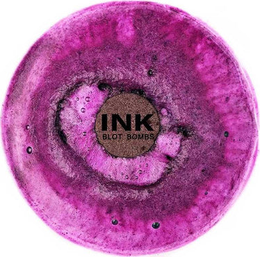 Ink Blot [Arsenic] | BATH BOMB