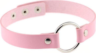 Rebel Pink Choker