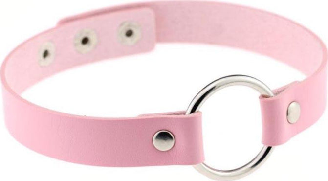Rebel [Pink] | CHOKER