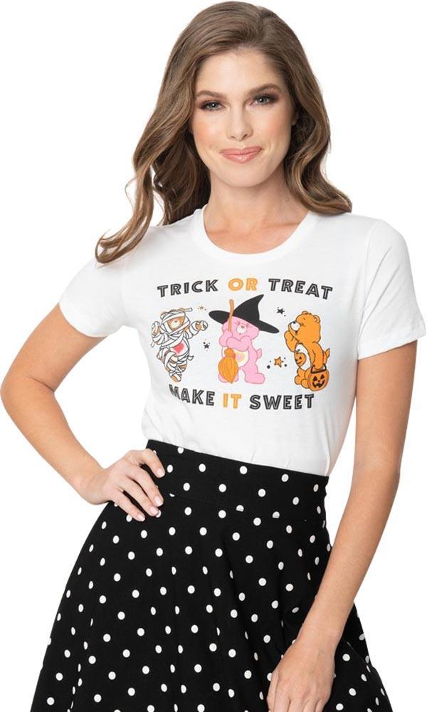 Trick Or Treat Make It Sweet | TEE WOMENS