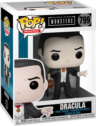Universal Monsters | Dracula Series 2 POP! VINYL