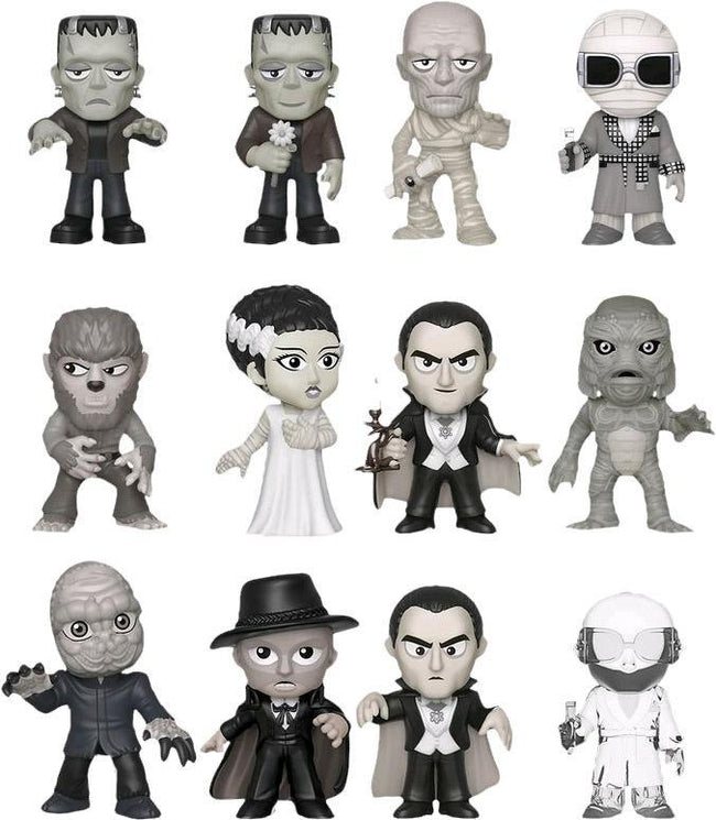 Universal Monsters | Series 2 MYSTERY MINIS [BLIND BOX] [RS]