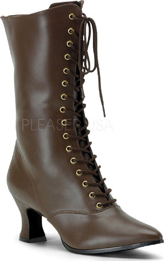 VICTORIAN-120 | BROWN [PREORDER]