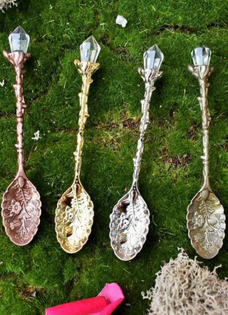 Vintage [Silver] | MINI SPOON
