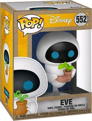 Wall-E | Eve Earth Day with Boot POP! VINYL