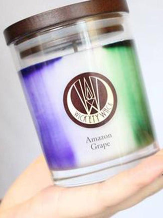 Amazon Grape Candle Medium