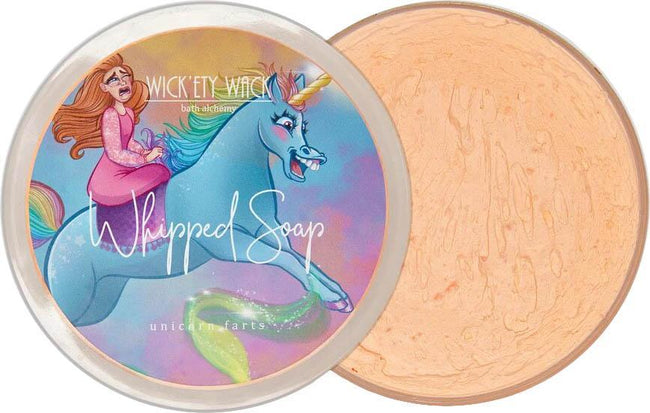 Unicorn Farts | WHIPPED SOAP
