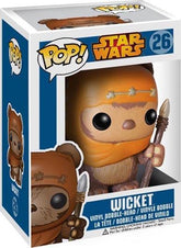 Wicket The Ewok (Box)