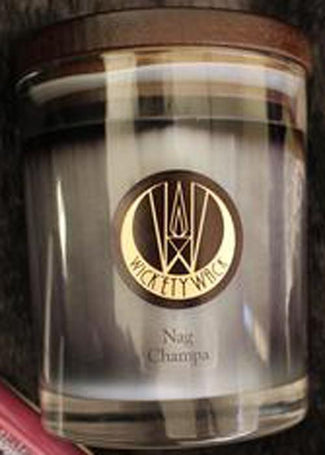 Nag Champa Sandalwood Candle Medium