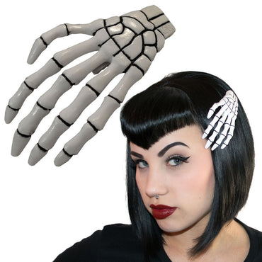 Skeleton Bone Hand XL [White] | SLIDE