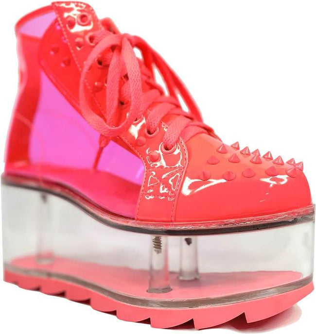 Qloud Elevation [Neon Pink] | PLATFORMS