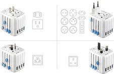 Zendure | PASSPORT GO Travel Adapter