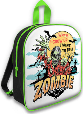 Zombie White | CHILDRENS BACKPACK