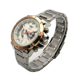 Bling 3008 Men Watch White