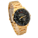 Bling 3009 Men Watch GOLD