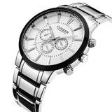 Sportz 8001 Men Watch White