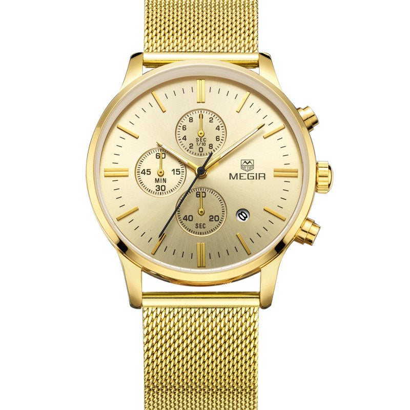 Brooklyn 2011 Men Watch Gold