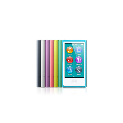 [陳列機] Apple iPod nano 16GB - Multiple colors (7th generation)